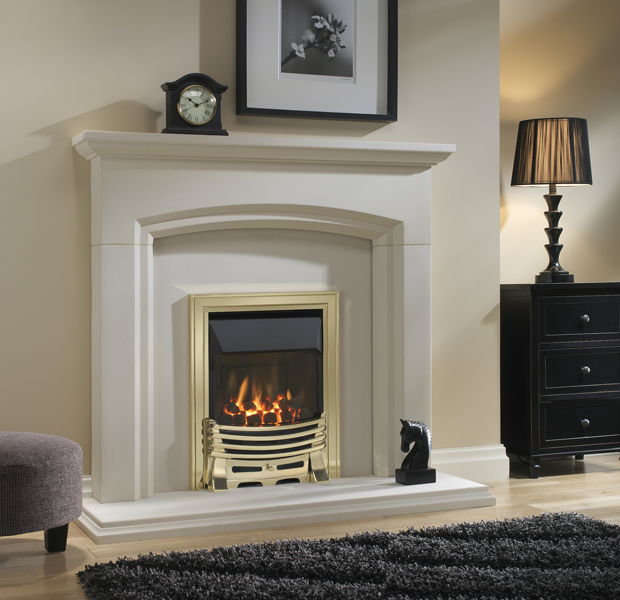 Ekofires 4020 Inset Gas Fire - Click Image to Close